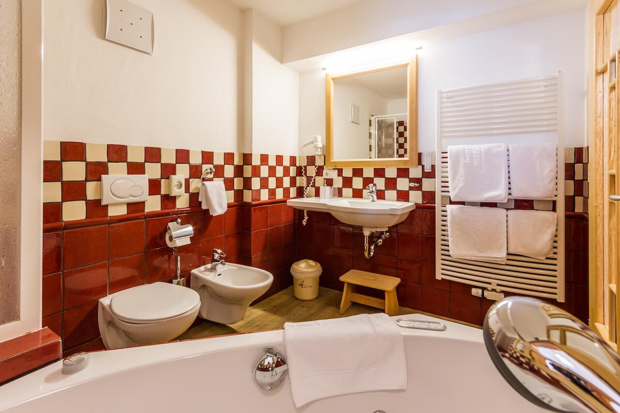 Vasche Da Bagno Doppie Prezzi : Nostri prezzi inverno hotel obereggen in alto adige